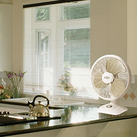 3-Speed Oscillating Performance Table Fan