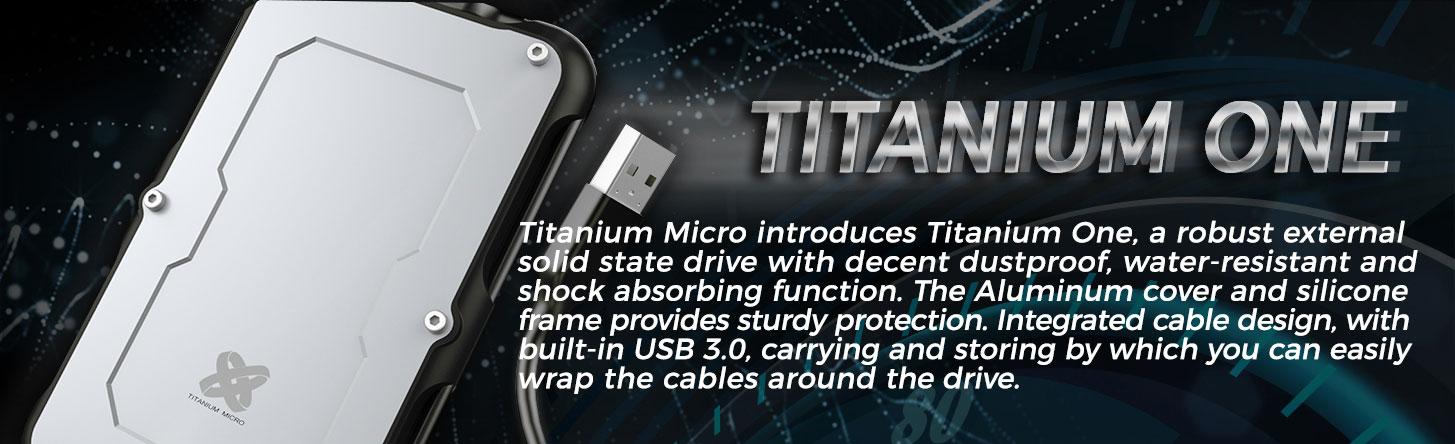 Titanium One