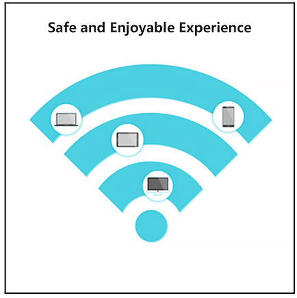 Safe and Enjoyable Experience