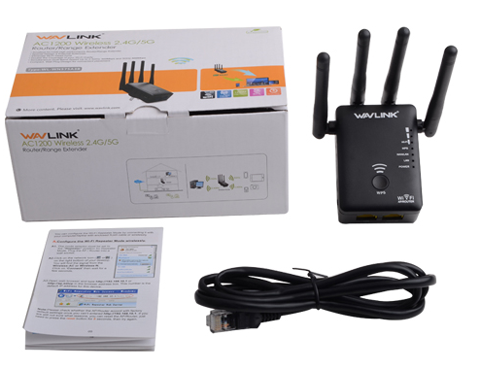Wavlink's SUMMIT SERIES AC1200 Wi-Fi Router