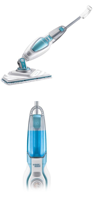 SmartSelect Steam Mop