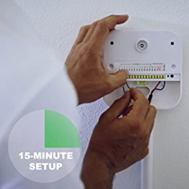 Netro Smart 6-Zone WiFi Sprinkler Controller, Weather aware, Remote control, Works with Alexa