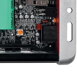 PBR300X4 - 300 Watt Amplifier with Boosted Rail Technology