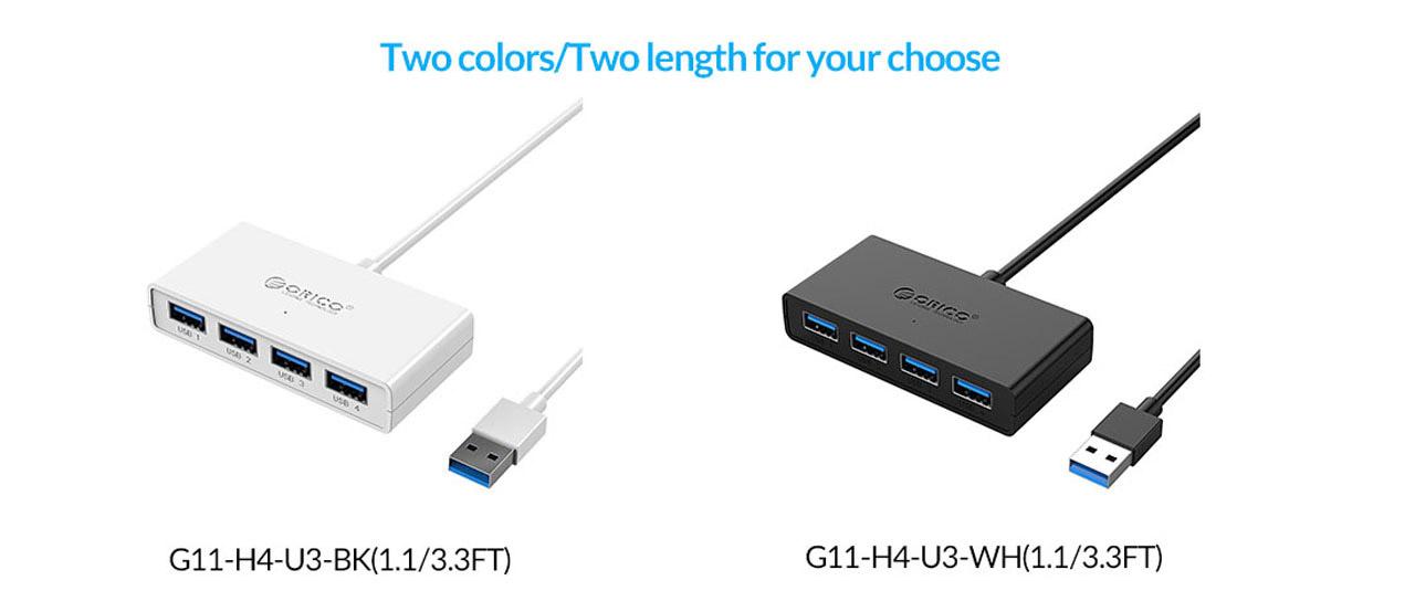 ORICO 10 Ports USB HUB