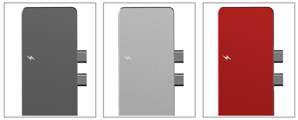 Wavlink Aluminum Thunderbolt 3 USB-C HUB/Dock