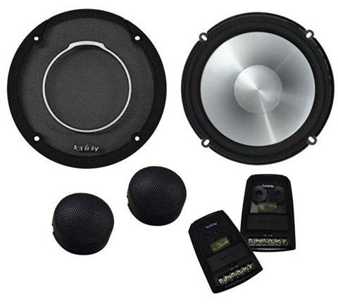 INFINITY 6.5inch 270W Car Component Speakers - REF6030CS