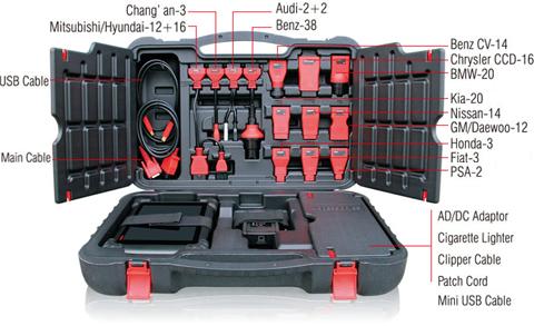 Autel Maxisys Pro Ms908p Smart Vehicle Diagnostics And Ecu