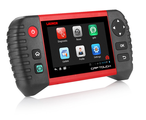 Launch Crp Touch Pro Bluetooth Wifi Scanner Full System