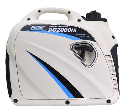 Pulsar 2000W Portable Inverter Generator