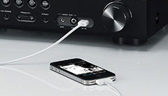 USB Digital Connection for iPod