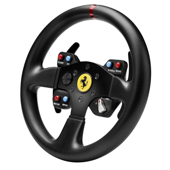 Ferrari GTE Wheel Add-On Ferrari 458 Challenge Edition