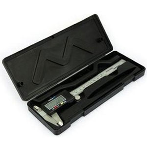 AGPtek iT4-2 Stainless Steel 150 mm LCD Digital Vernier Caliper Micrometer Gauge