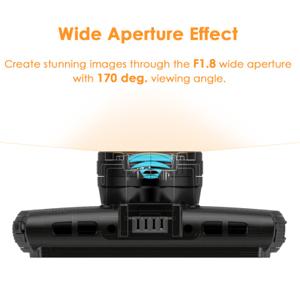 Vantrue OnDash X2 1440P Dash Cam