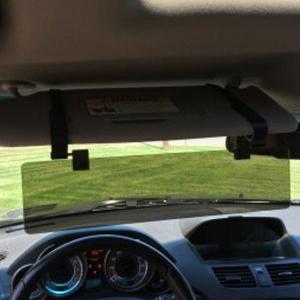 Glare Guard Polarized Car Sun Visor Extender  11e0f6c2762