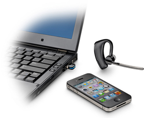 VOYAGER LEGEND UC USB BLUETOOTH HEADSET SYSTEM