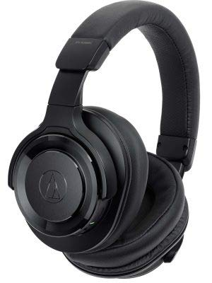 Audio-Technica Headphones Angled Down to the Right