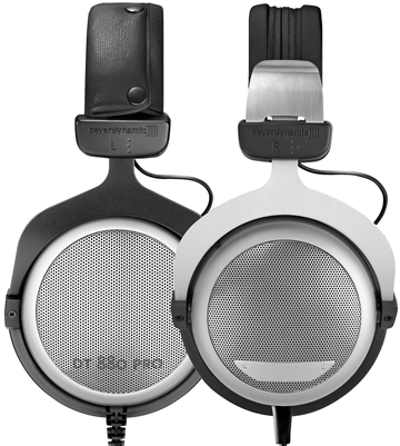 DIFFERENCE COMPARED TO THE DT 880 EDITION VERSION