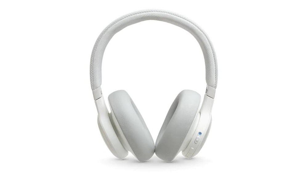 Jbl Live650ncwht Wireless Over Ear Noise Cancelling Headphones Black Newegg Com