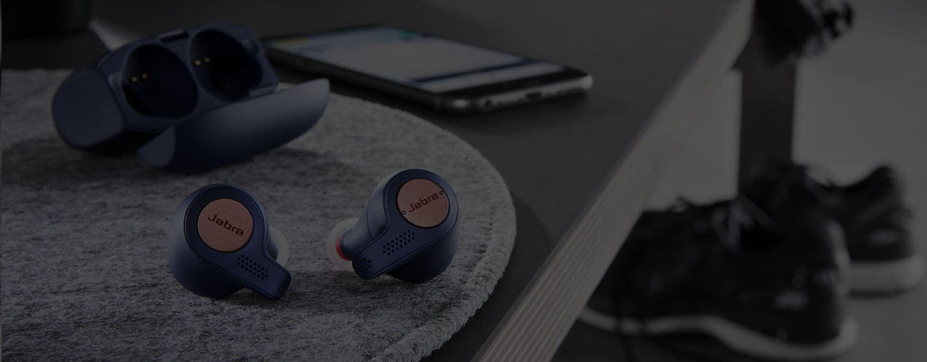 Jabra Elite Active 65t True Wireless Sport Earbuds - Newegg com
