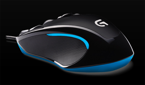 g300s optical gaming mouse