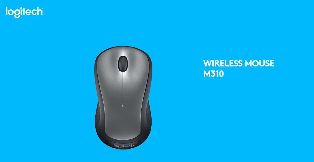 Wireless Mouse M310 Black - Newegg com