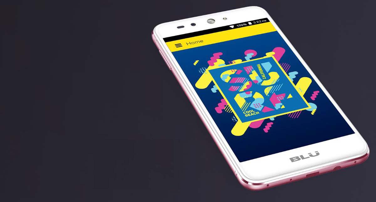 Blu Grand X LTE G0010WW 4G LTE Unlocked GSM Dual-SIM Phone w/ 8 MP Camera  5