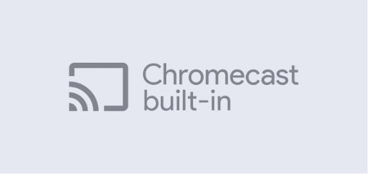 Icon for Chromecast built-in