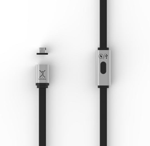 Lexuma XMag: Magnetic Micro-USB Cable