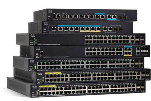 Cisco - SG350X-24-K9-NA - Cisco SG350X-24 Layer 3 Switch - 24 x Gigabit  Ethernet Network, 2 x 10 Gigabit Ethernet - Newegg com