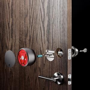 Keep Your Existing Door Hardware