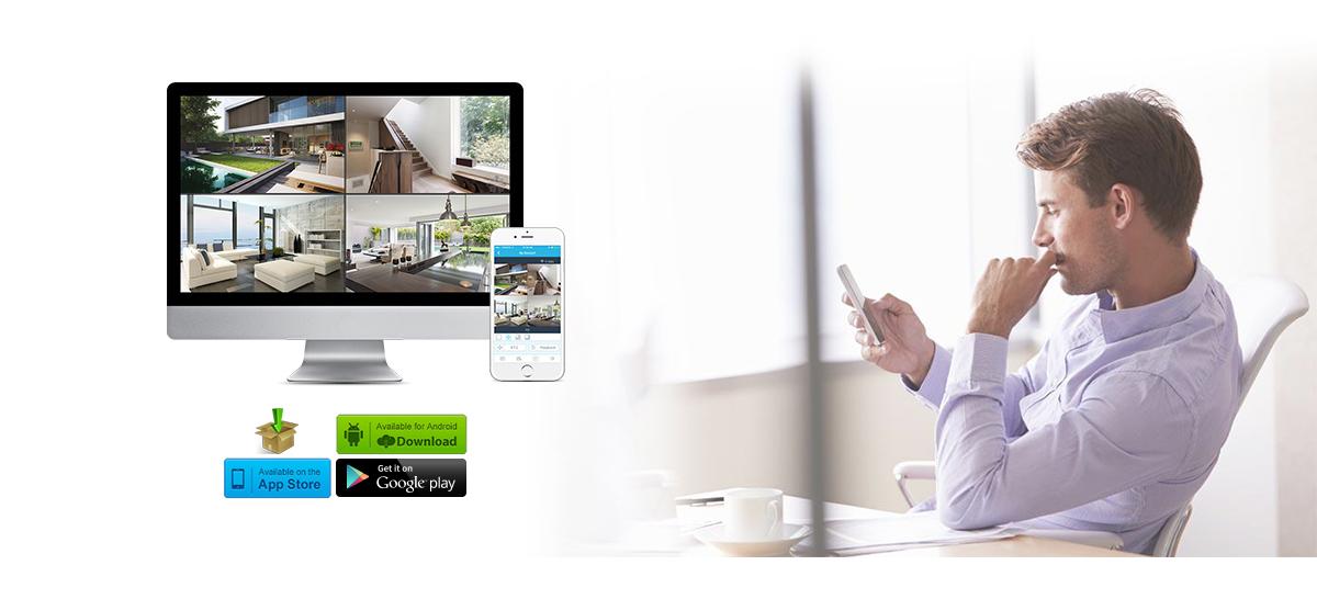 Anran 1080p 4 Channel Wi Fi 4 2 Megapixel Surveillance