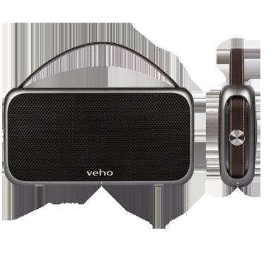 VSS-014-M7 - Veho M7 Mode Retro Water Resistant Speaker