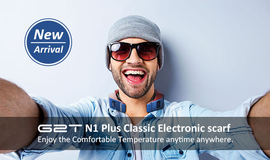 G2T N1 Plus Classic Electronic scarf