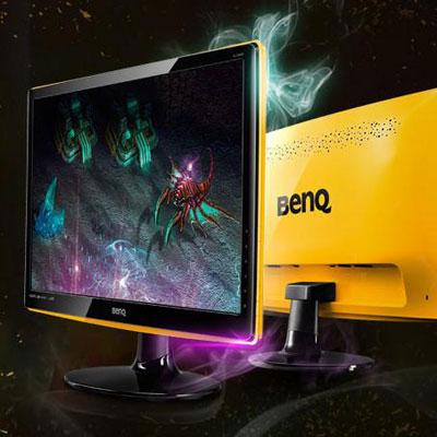 BenQ RL2240HE Yellow-Black 21 5