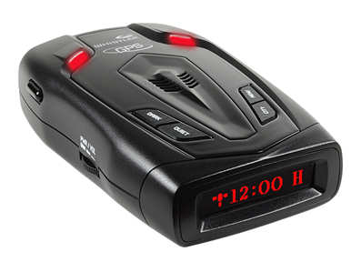 Whistler LR-300GP Laser-Radar Detector with Internal GPS