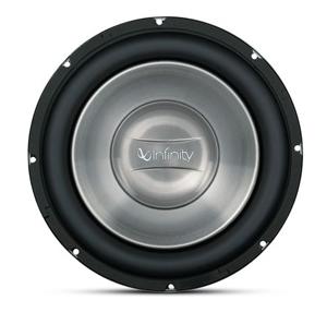 INFINITY 10inch 1100W Car Audio Subwoofer Sub- REF1062W