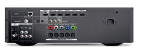 Harman Kardon AVR-1610S 5 1 Channel Network A/V Receiver - Newegg com