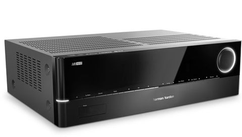 Harman Kardon AVR-1610S 5.1 Channel Network A/V Receiver on