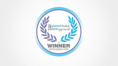 The seal of Parent Tested Parent Approved