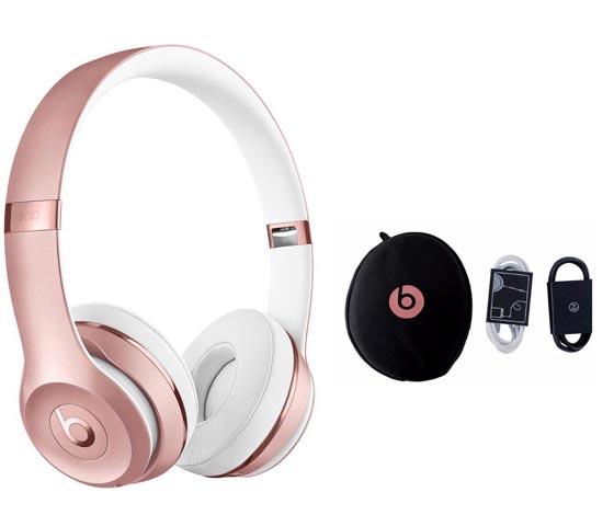 Beats solo 3 wireless rose gold newegg