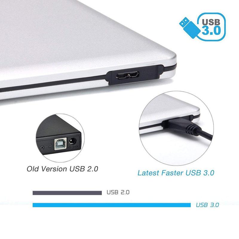 USB 2.0 External CD//DVD Drive for Acer aspire 4810tz-4011