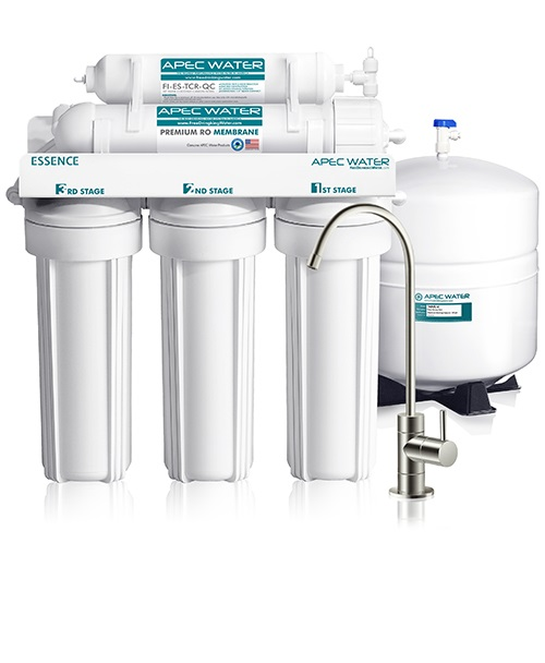 ROES-50 - Essence 5-Stage 50 GPD Reverse Osmosis Drinking Water System