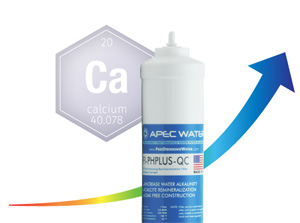 Apec Roes Ph75 Alkaline Mineral Ph 75 Gpd 6 Stage Ultra