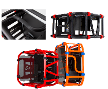 IN WIN GR D-Frame mini OPEN-AIR Chassis