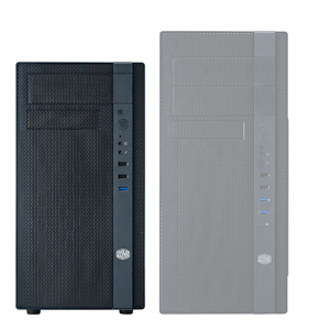 Cooler Master N200 - Micro ATX Mini Tower Computer Case with Front ...