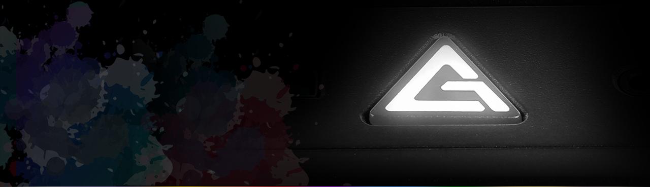 Antec Logo Power button
