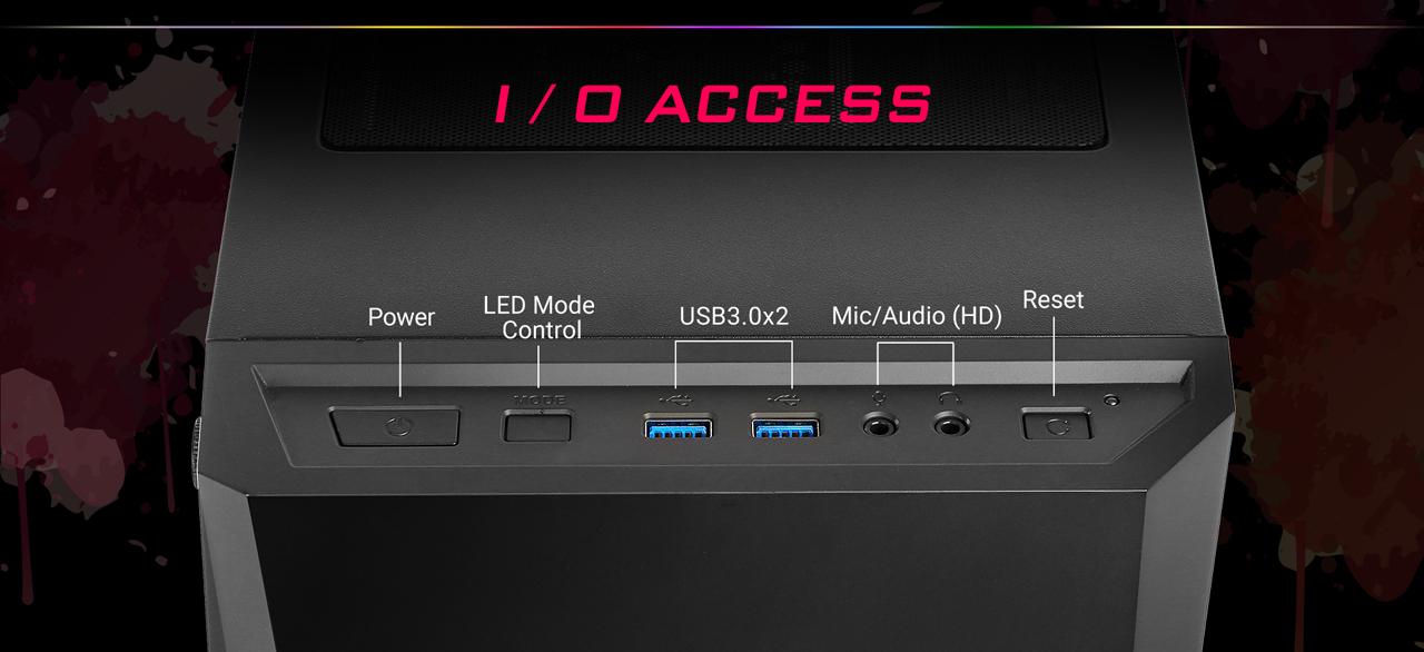 I/O Access