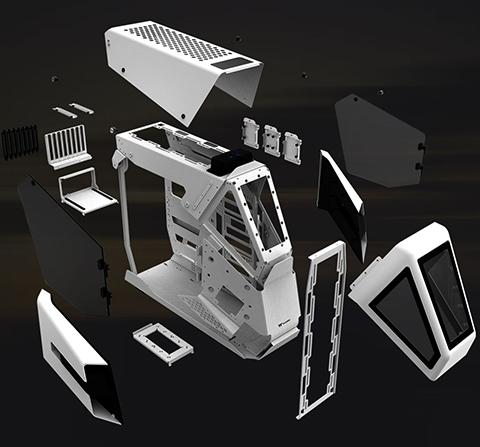 DMD: Dismantlable Modular Design