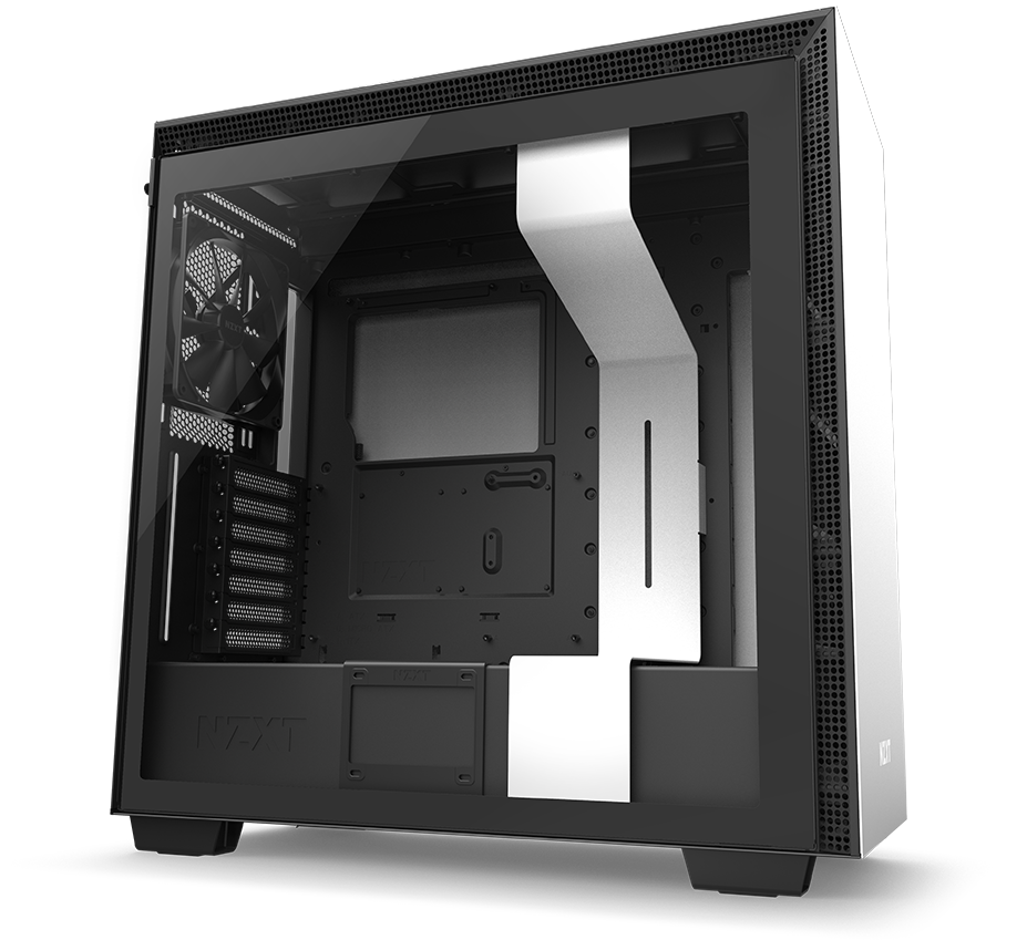 NZXT H710 Case Facing to the Right