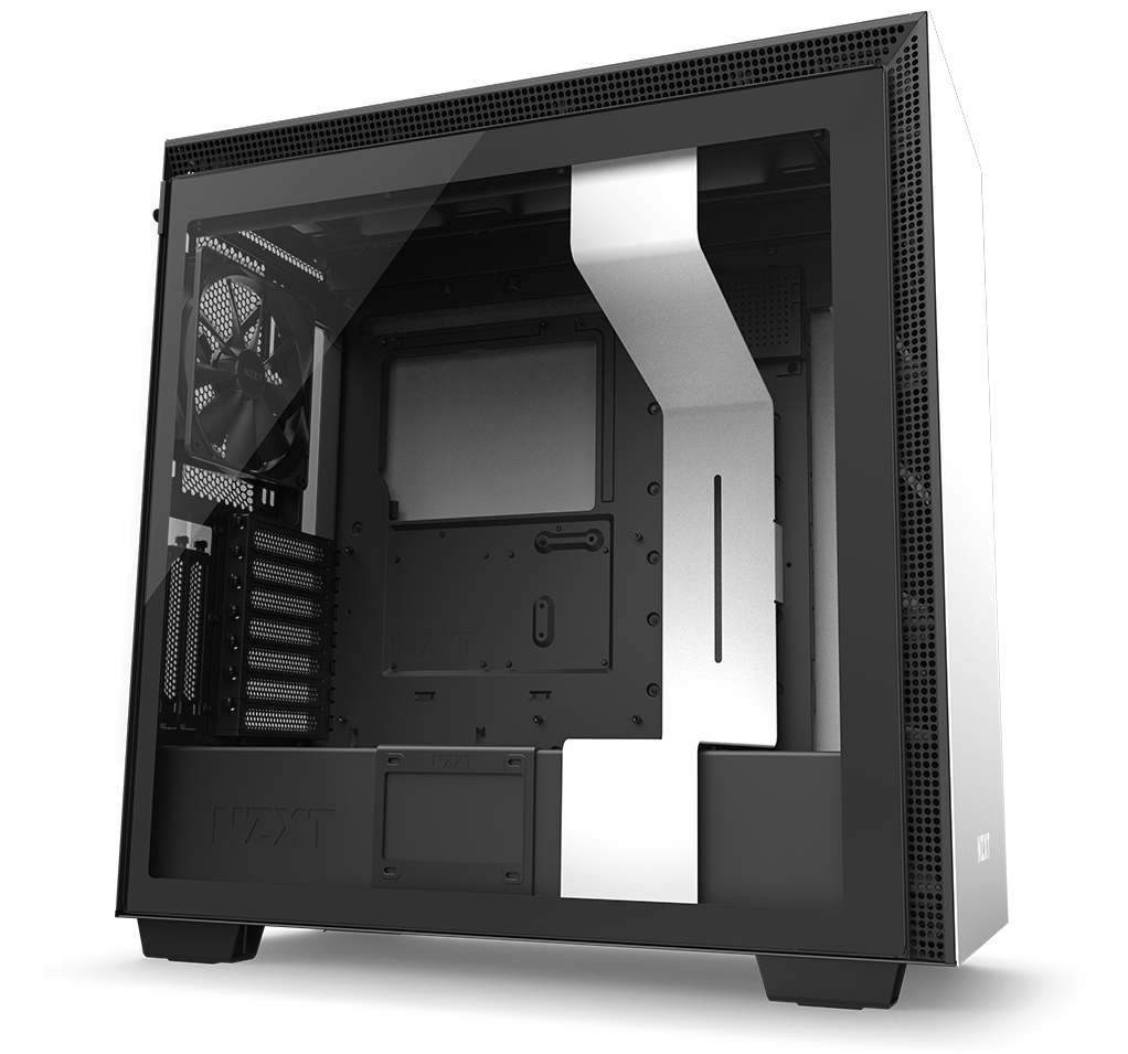 NZXT H710i Case Facing to the Right